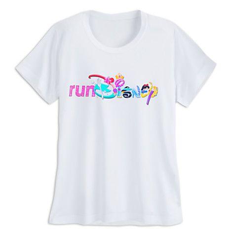 Disney Princess runDisney Performance Tee for Women   Disney Store
