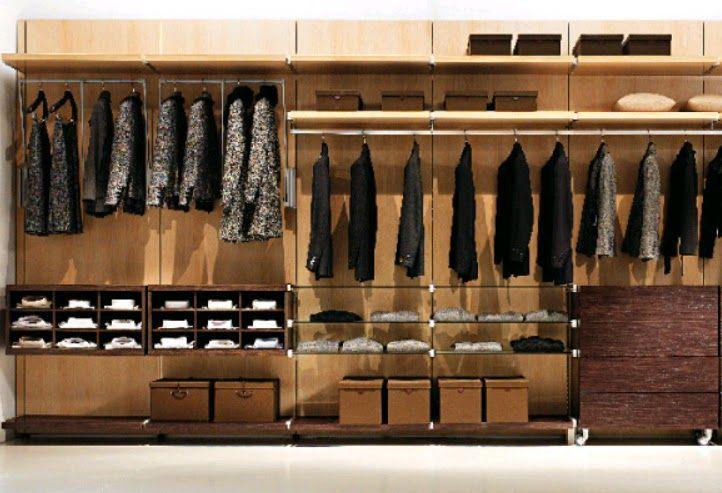 Arredo Cabina Armadio : Consigli d arredo cabina armadio a pannelli e cremagliera