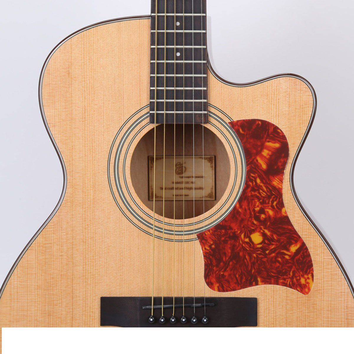 Pakala66 Acoustic Guitar Pickguard Pack Of 5i Hummingbird And Water Shaped Self Adhesive Click Image For More Details It Guitar Pickguard Acoustic Guitar