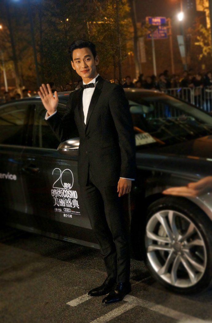 Cosmo Beauty Award 131107 #KimSooHyun #김수현