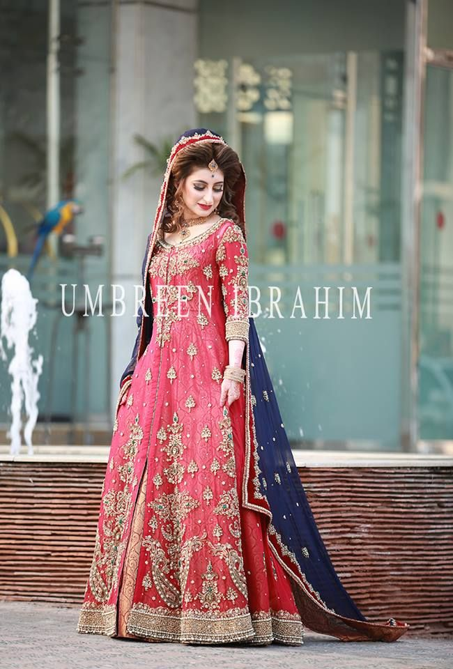 d0dda7560c Latest Bridal Gowns Trends & Designs Collection 2019-2020 | Desi | Wedding  dresses, Bridal gowns, Pakistani bridal dresses