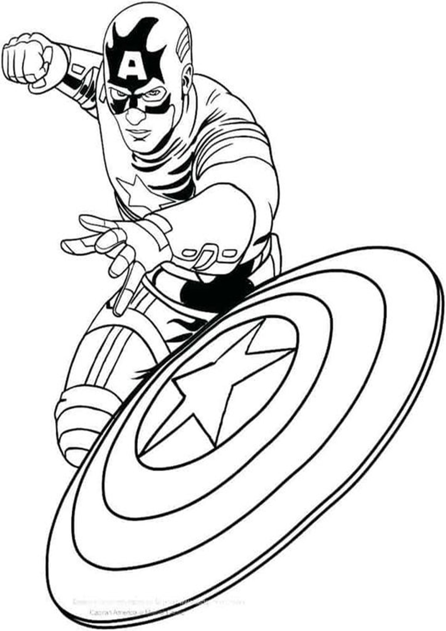 Pin On Superhero Coloring Pages