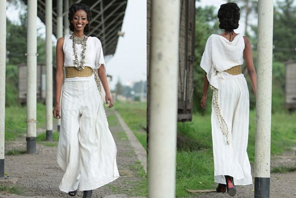 Ethiopian Fashion Dresses