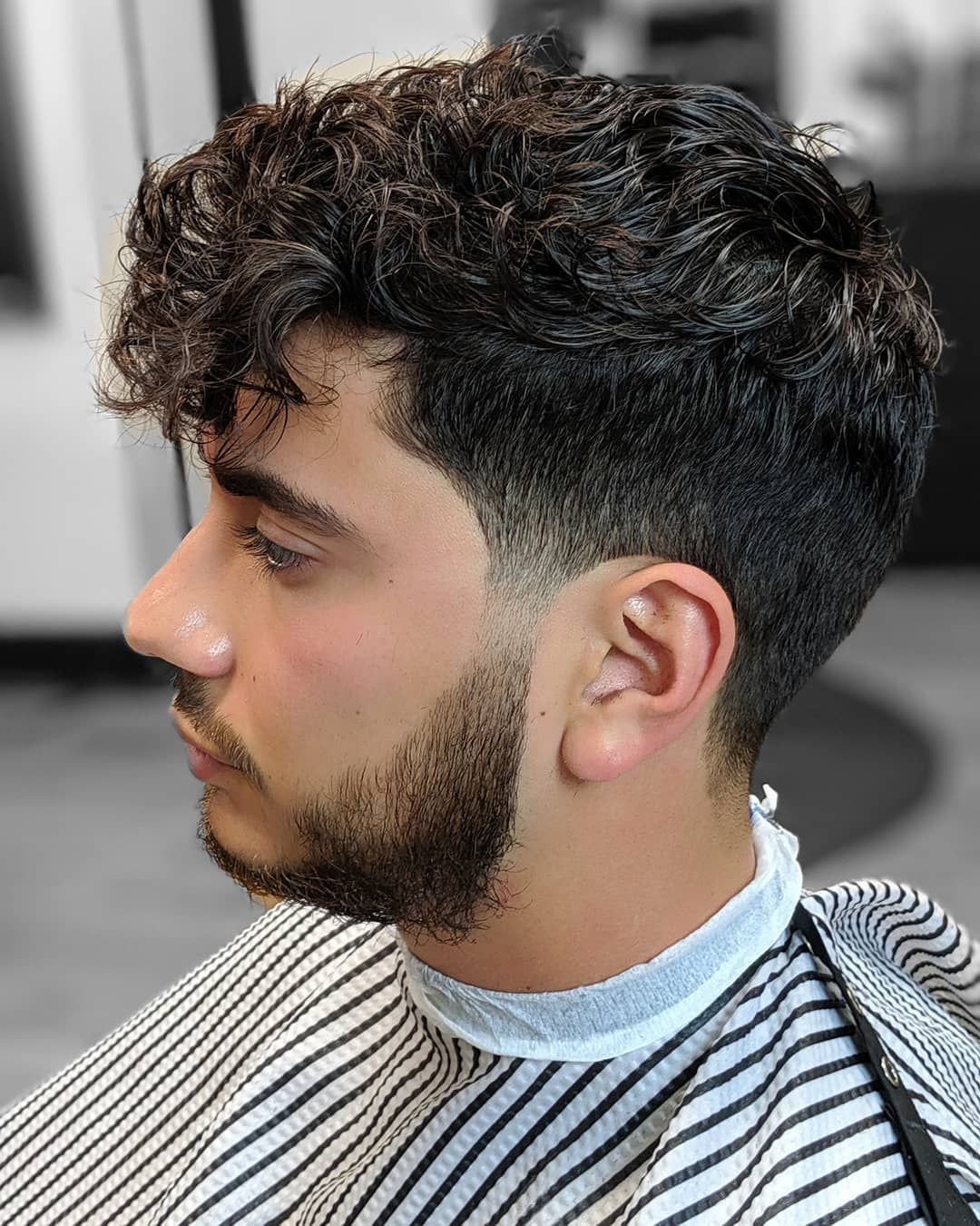 Pin on Men's Styles & Hair Products Mobile Barber