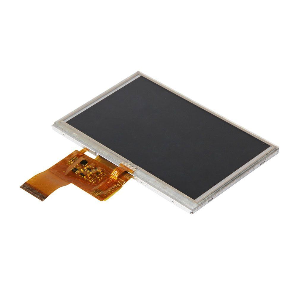 Banos Tft.4 3 480x272 Tft Lcd Display Panel Ili6480 With Resistive