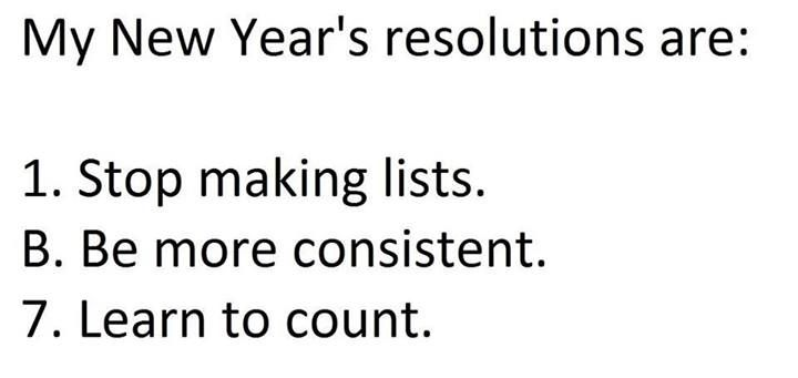 New Year\'s Resolutions | Funny Quotes | Pinterest | Funny quotes