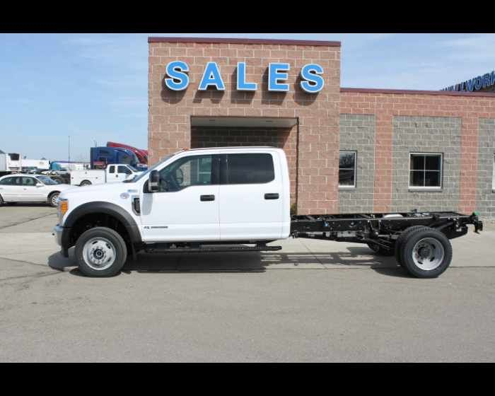 2017 FORD F550 XLT new 2017 ford