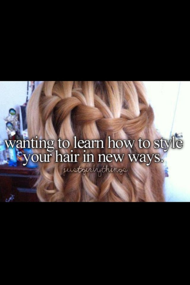 Just Girly Things- want to!!