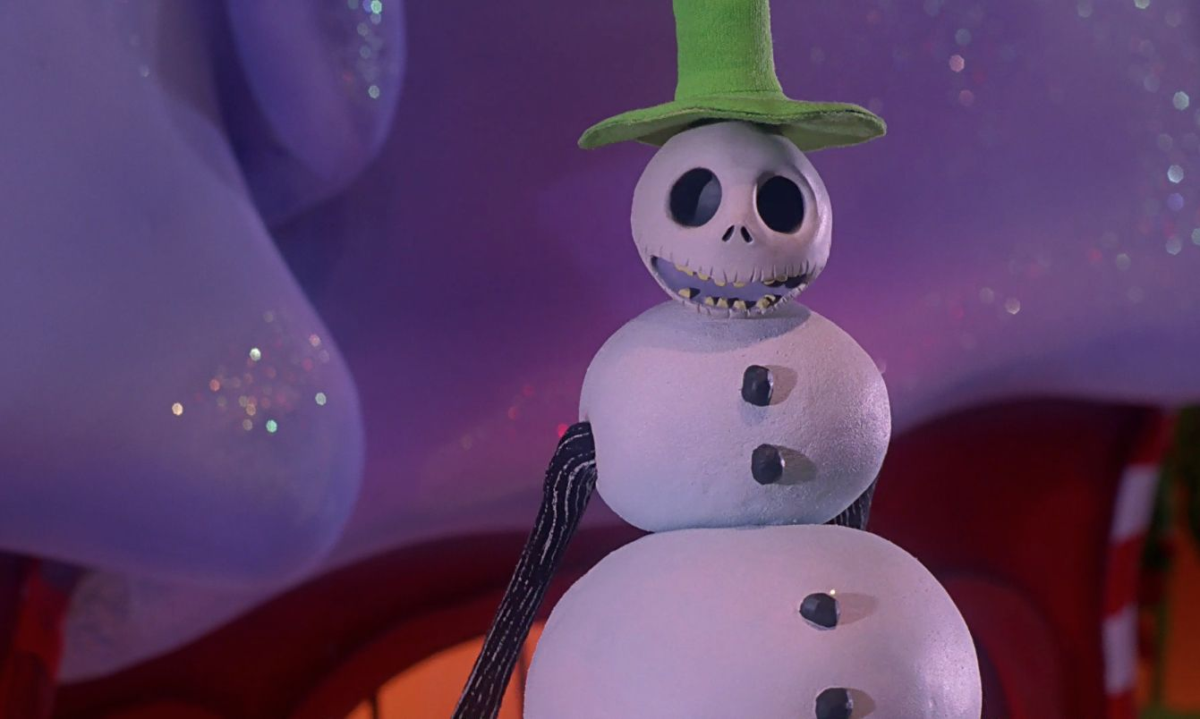 Nightmare Before Christmas | Tim Burton & Danny Elfman | Pinterest ...