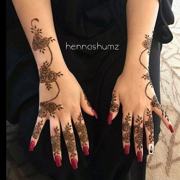 36 Likes 2 Comments Shumaila Shaikh Hennashumz On Instagram Nails By Sohdubai For Ramdan Bookings 0097 Hand Henna Henna Designs Hand Henna Patterns
