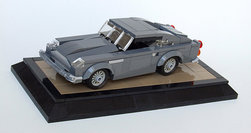 lego aston martin db5 lego lego brick lego lego modular. Black Bedroom Furniture Sets. Home Design Ideas
