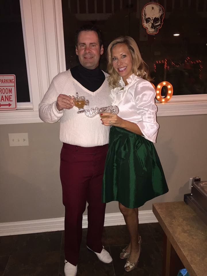 Cousin Eddie And Ellen Griswold Couples Costumes Pinterest