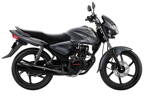 Hond Ch Shine 125cc Honda Bikes India Honda Bikes Bike Prices