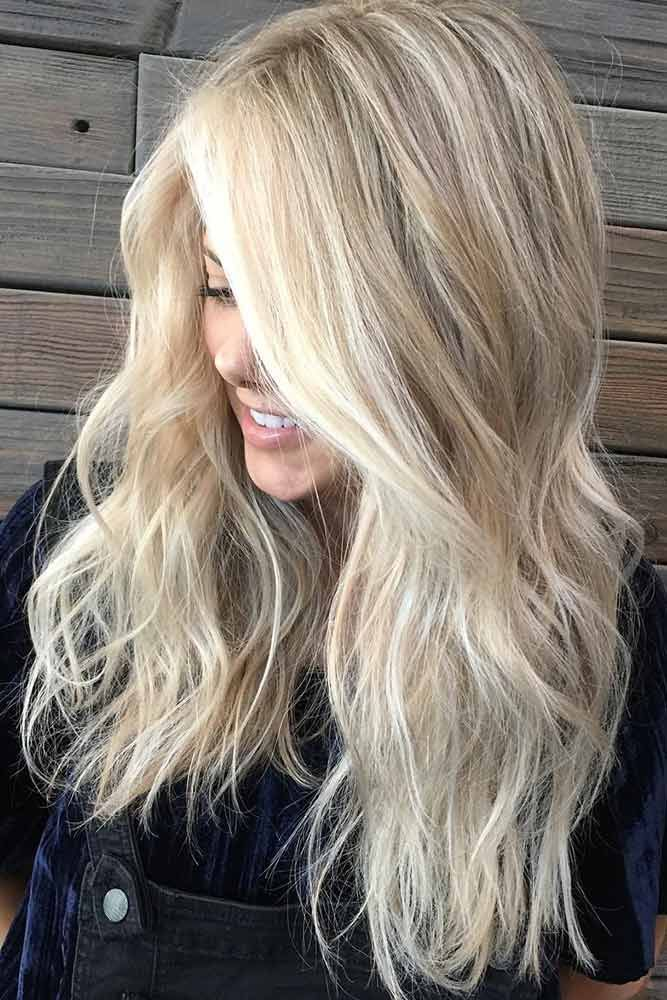 33 Blonde Balayage Looks Not To Miss In 2019 Blonde