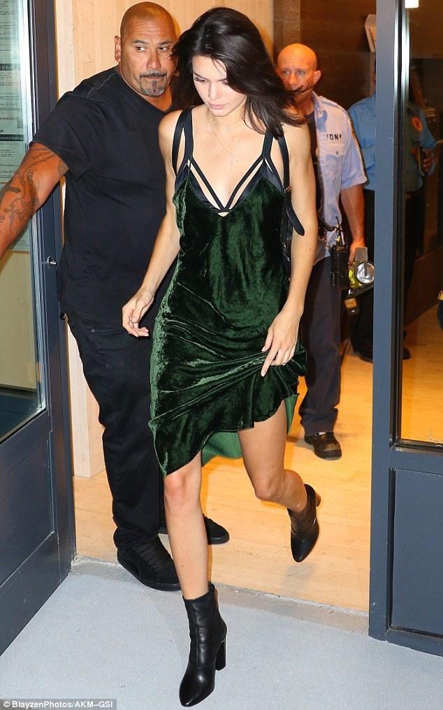 3.1 Phillip Lim Kyoto BOOTIES and Nili Lotan Dark Green Sandwashed Velvet  Short Cami DRESS