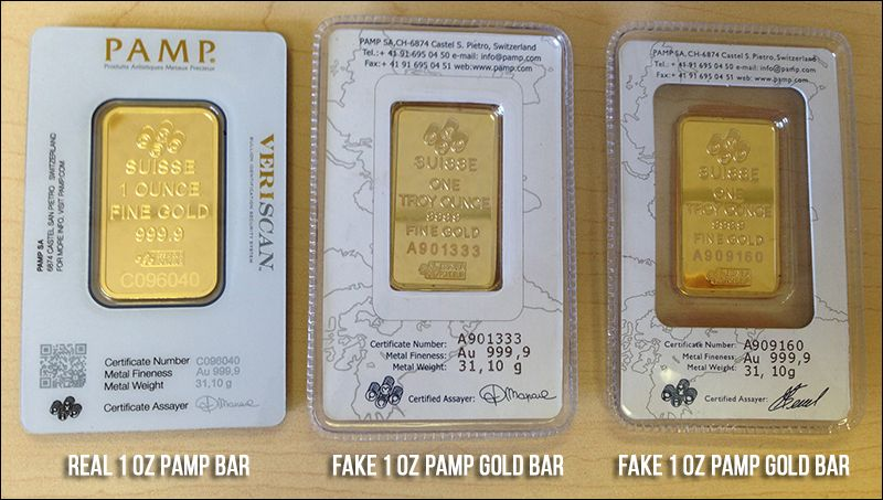 Beware Of Fake Gold Bars Veldt Gold Gold Bar Gold Fake