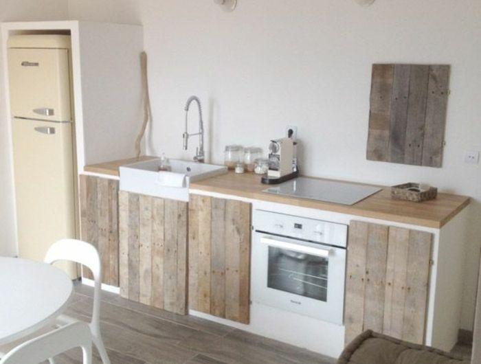 Comment aménager une petite cuisine? Idées en photos! Tiny houses