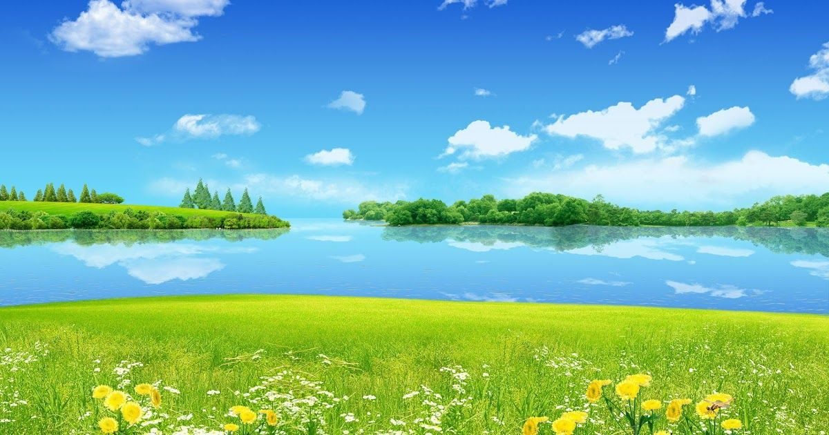 23 Nature Hd Wallpapers For Laptop 1920x1080 Summer Nature Wallpaper Background With Hd Wallpaper 1 Wallpaper Alam Yang Indah Wallpaper Alam Alam Yang Indah