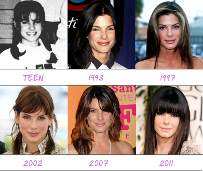 Sandra Bullock has charmed audiences with her girlnext