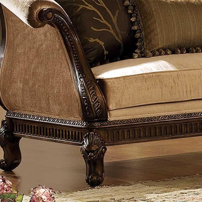 Lord Byron Arm Chair