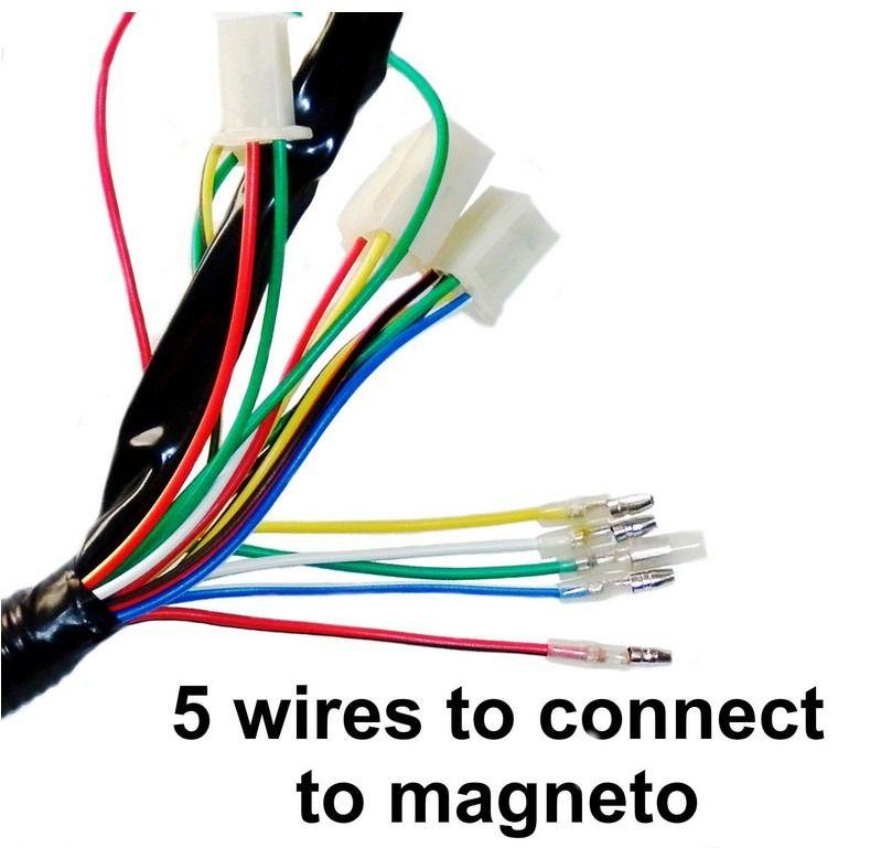 110 Atv Wiring Diagram Schematic And Wiring Diagram Atv Quads Go Kart Electrical Wiring Diagram