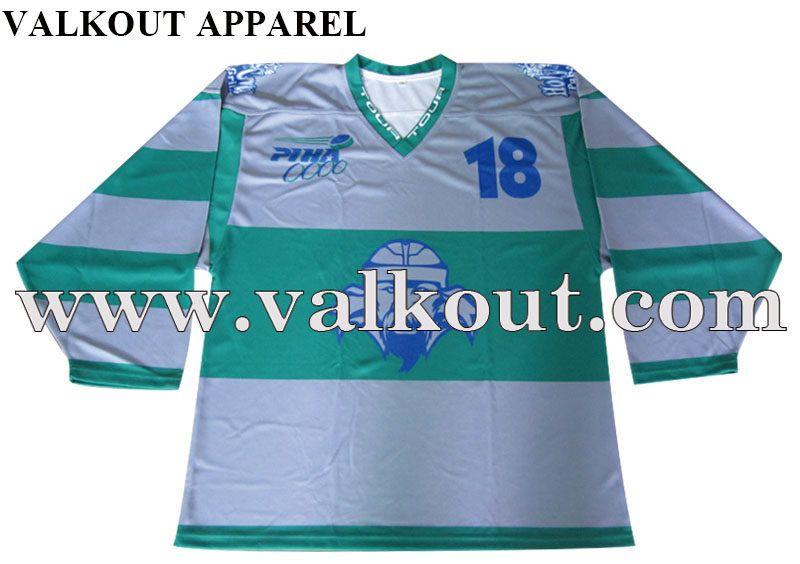 Design Custom Ice And Field Hockey Team Jerseys | Valkout
