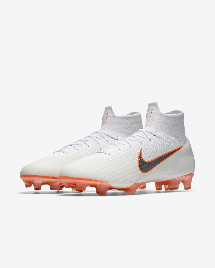 Firm-Ground Soccer Cleat. Nike