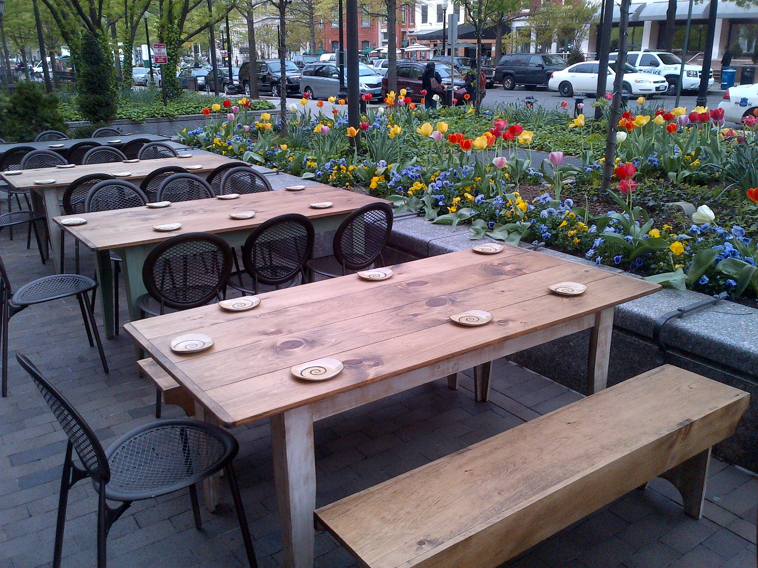 Byt Dc Outdoor Drinking Guide 2013 Cafe Seating Outdoor Cafe