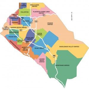 School Districts Surrounding Long Beach Ca