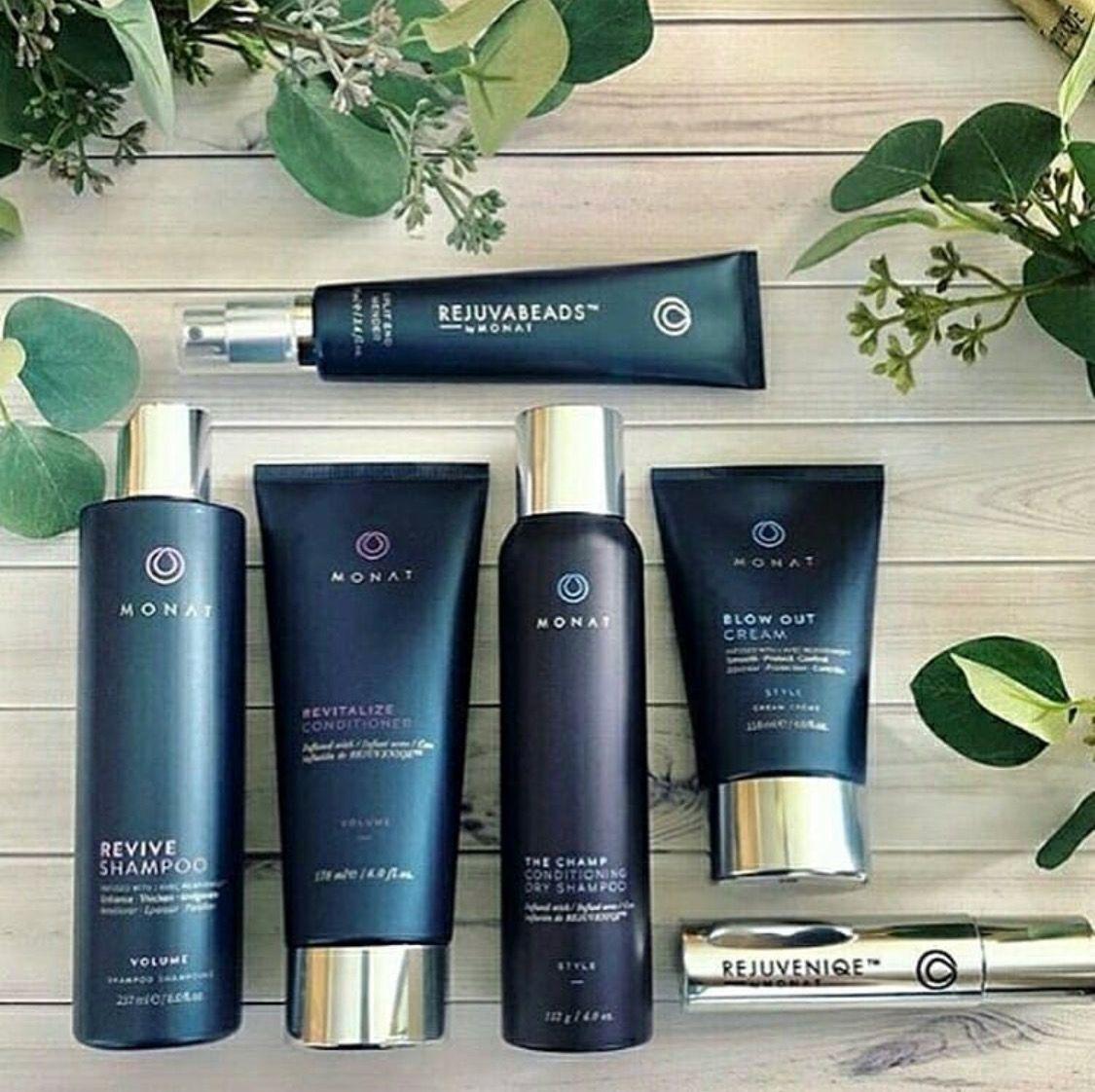 Monat Intense Repair Shampoo Monat, Repair shampoo