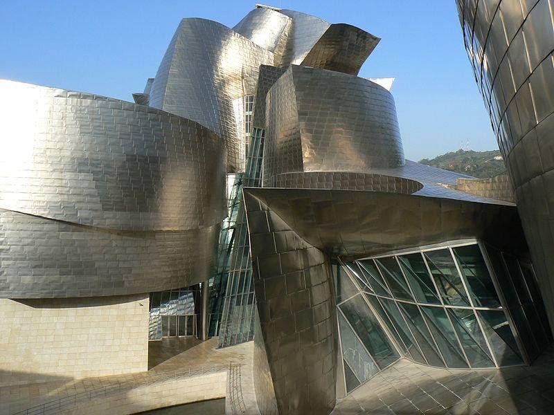 Museo Guggenheim Bilbao, España