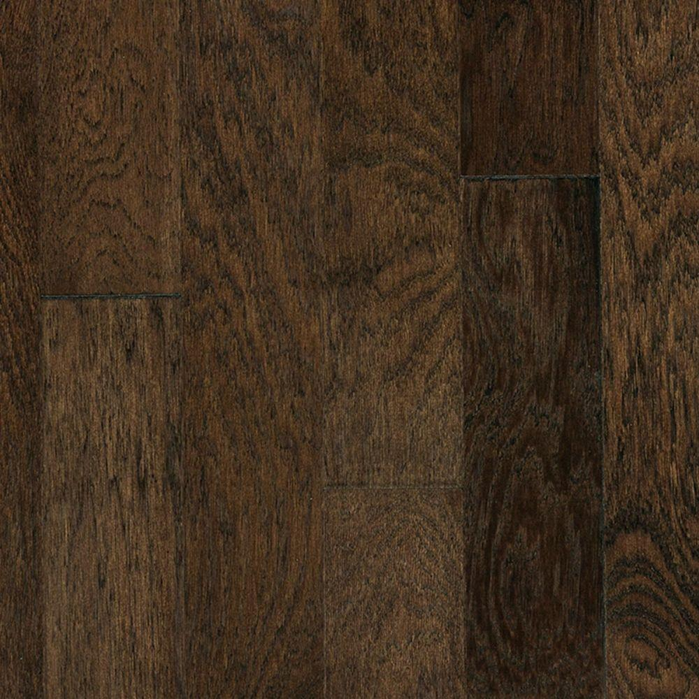 Heritage Mill Brushed Vintage Hickory Ale 1 2 In Thick X 5 In Wide X Random Length Engineered Hardwood Flooring 31 Sq Ft Case Pf9743 Hardwood Floors Engineered Hardwood Flooring Solid Hardwood Floors