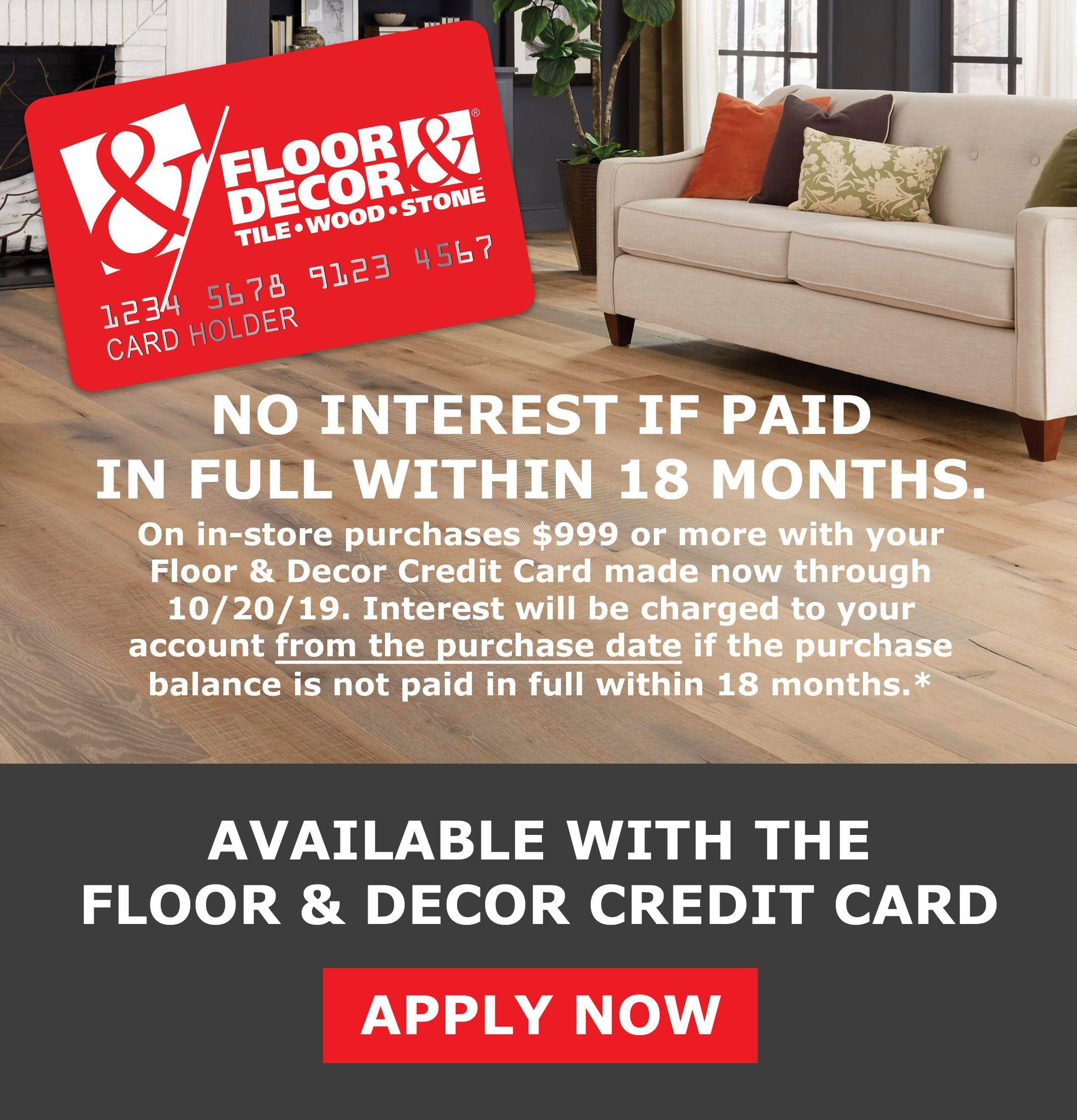 Flooring Projects Floor Decor