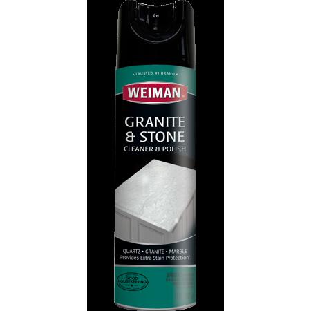 Weiman Granite Cleaner Polish Aerosol