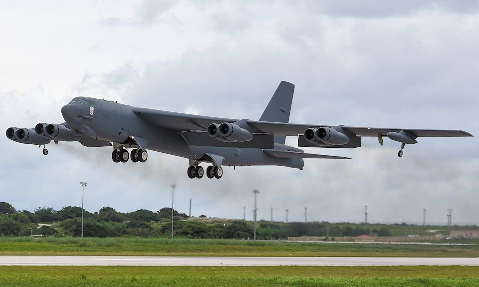 The B 52 Stratofortress It S A Beast Airplane Fighter Close Air Support The B 52 S