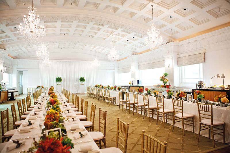 The Straits Room The Fullerton Hotel Singapore Affordable Wedding Packages Hotel Wedding Venues Cheap Wedding Venues