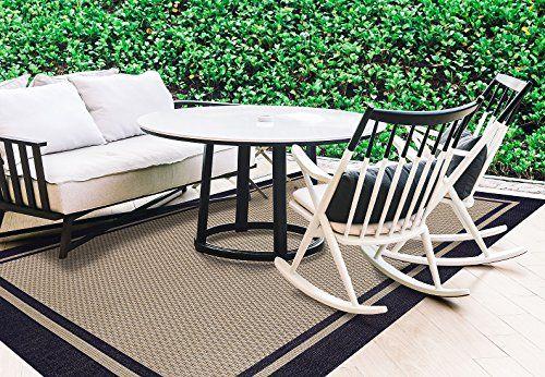 Outdoor Rugs Brown Jordan Prime Label Outdoor Furniture Rug 8x10