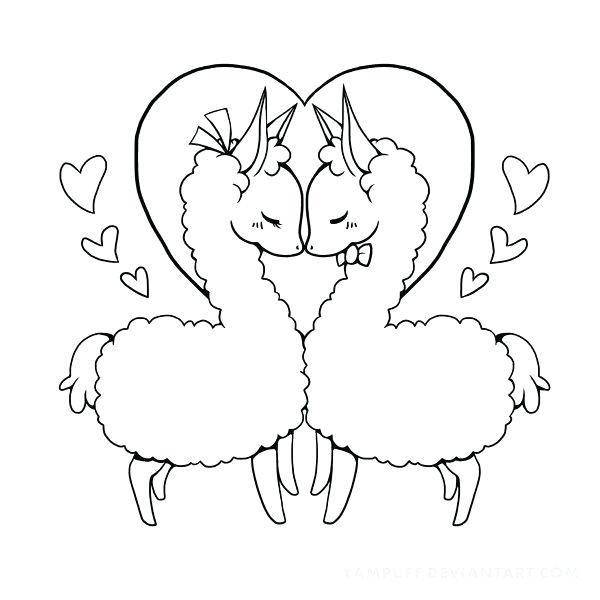Llama Coloring Page Free Coloring Page Template Printing Printable Llama Coloring Pages For Kids Llama Al Animal Coloring Pages Coloring Pages Llama Drawing