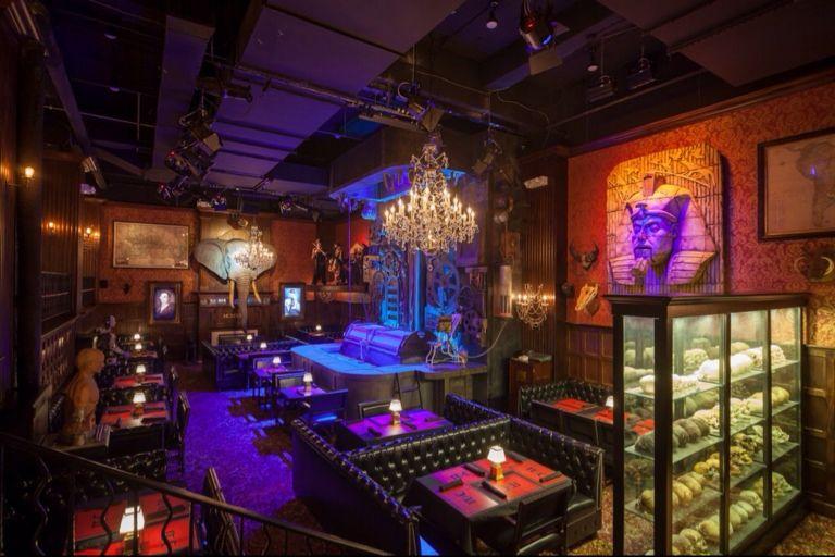 Jekyll And Hyde Theme Restaurant New York City Ny
