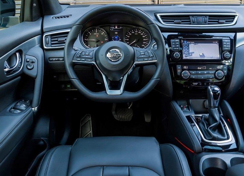 2020 Nissan Qashqai Interior Nissan Qashqai Nissan Car Lease