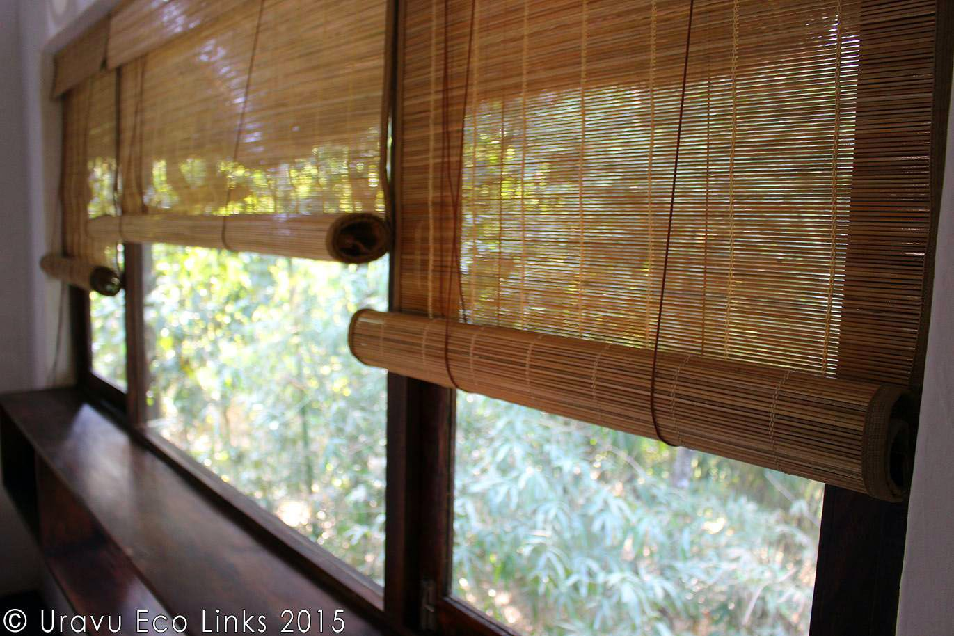 Bamboo blinds / shades details: http://www.uravubamboogrove.com ... for Bamboo Curtains Kerala  56mzq