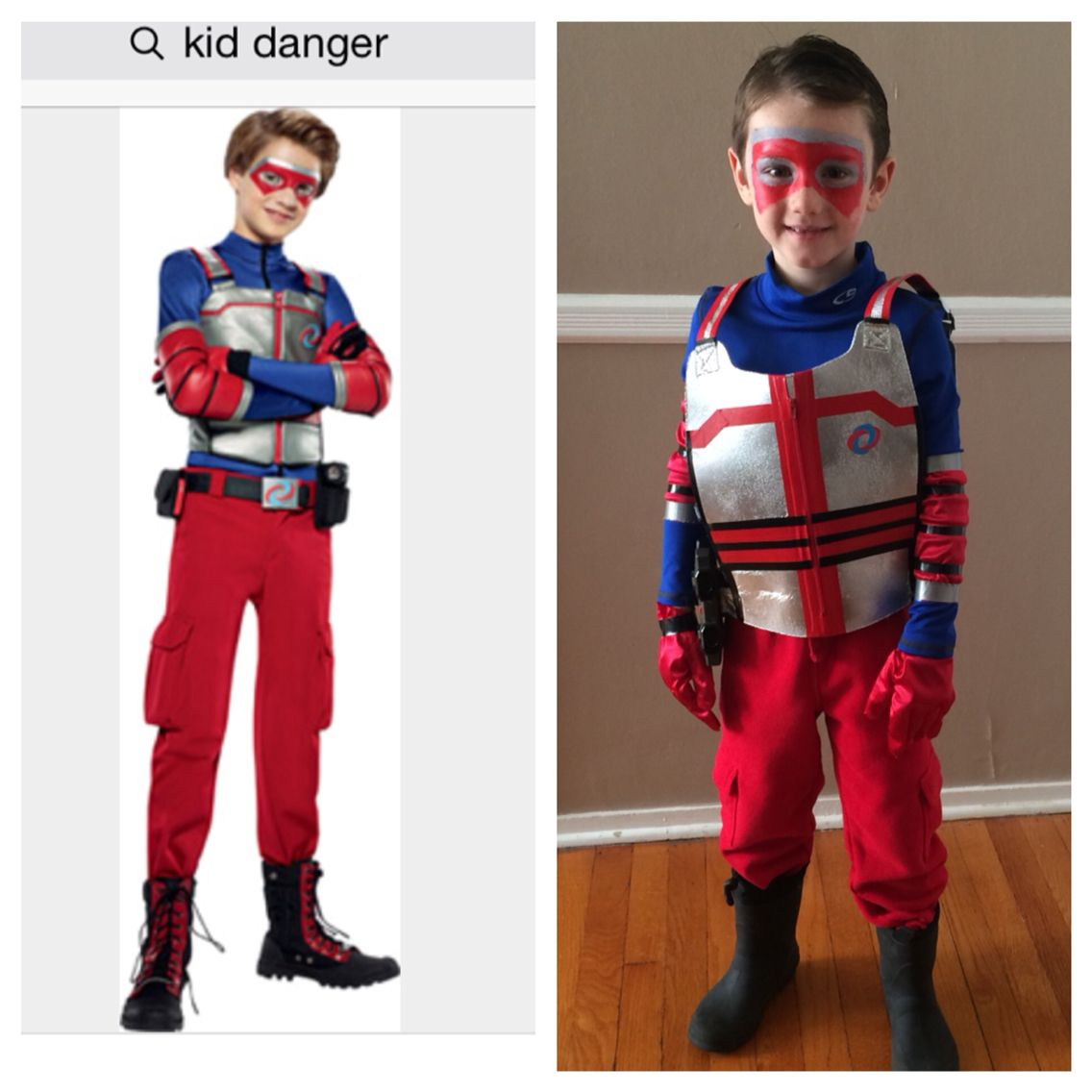 Kid Danger From Henry Danger Halloween2015 Kiddanger