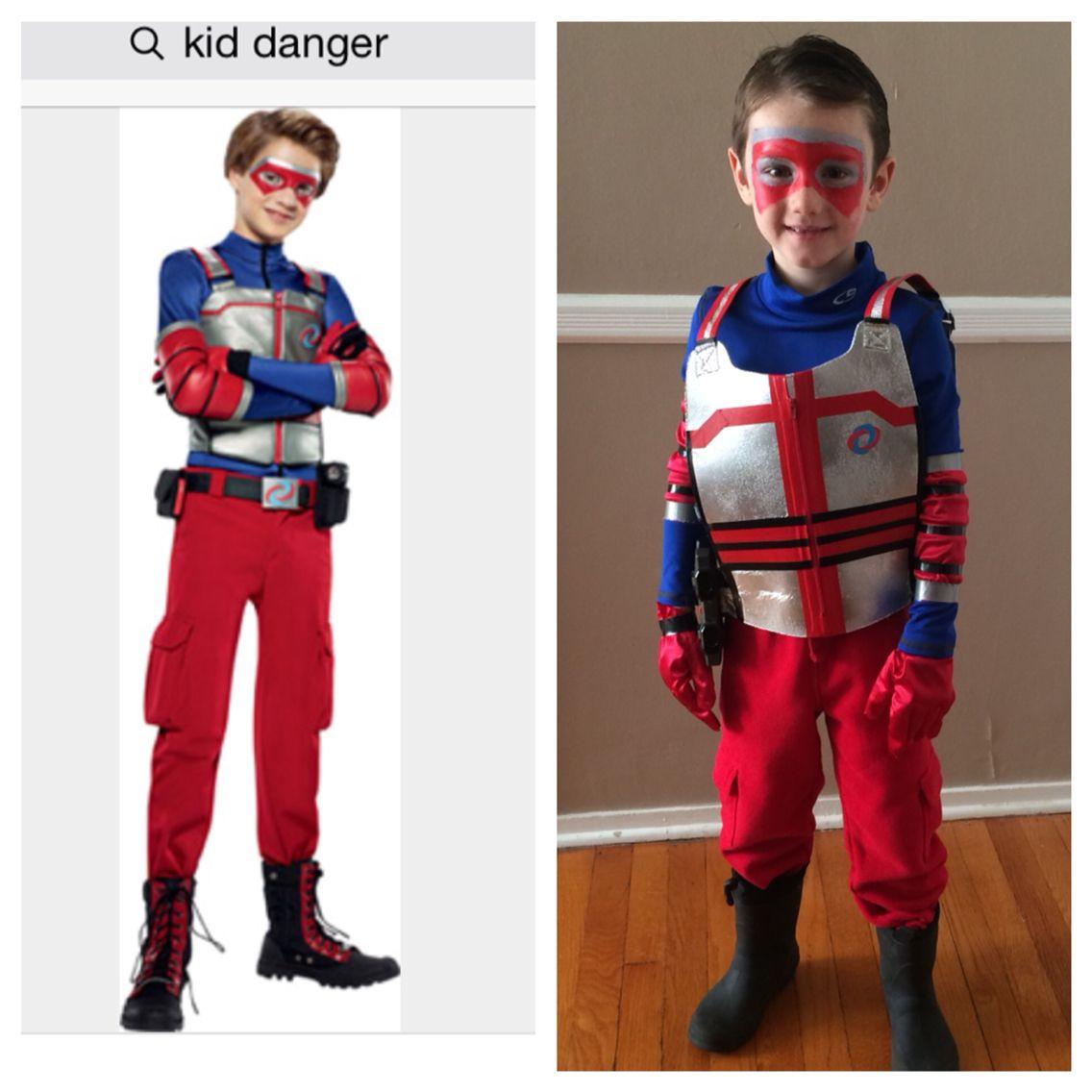 Kid Danger from Henry Danger #Halloween2015 #KidDanger