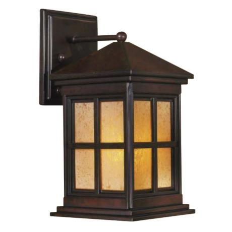 Berkeley 12 1 4 High Arts And Crafts Outdoor Wall Light Outdoor Wall Lighting Outdoor Walls High Art