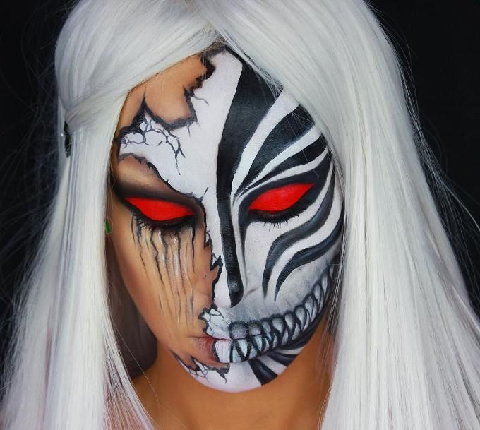 Photo of Freaky Fun Halloween Makeup Ideas That Will Make You Stand Out – Be Modish