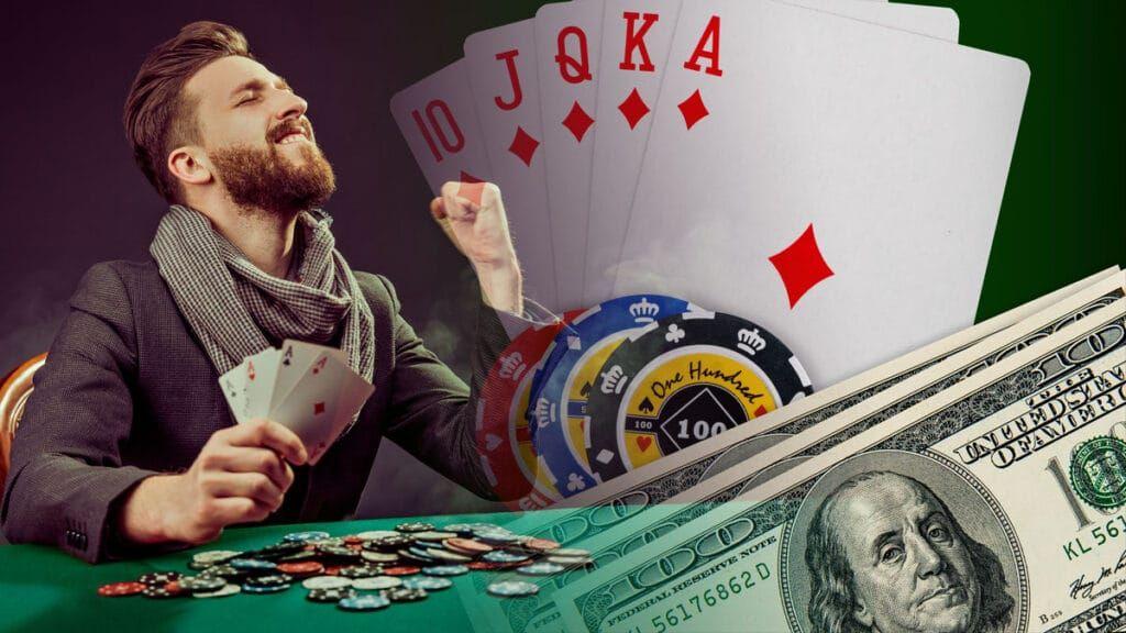 Poker IDN Terpercaya Deposit Termurah Hanya 10 Ribu di 2021 | Kartu,  Permainan kartu, Poker