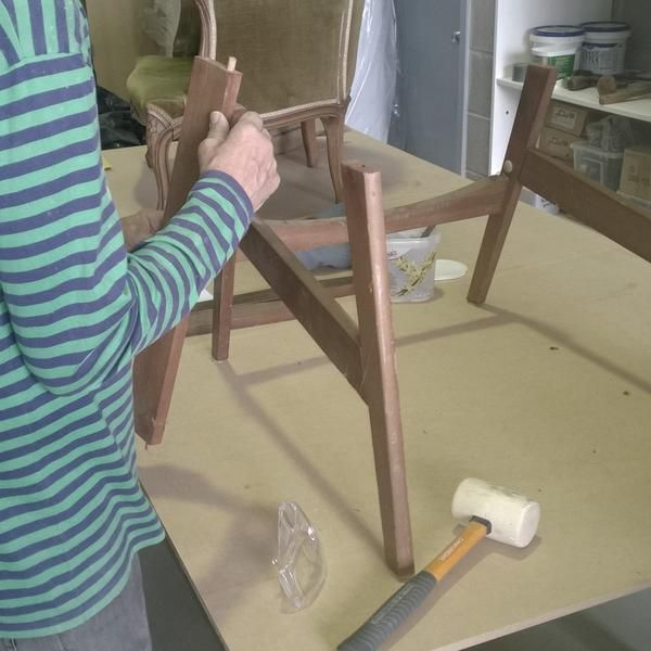 Furniture restoration and upholstery course Brisbane | Ideas for the ...
