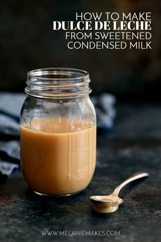 Want to learn how to make dulce de leche from sweetened condensed milk? Look no further! With just one ingredient and two baking pans, you'll be able to prepare this caramel colored confection with just five minutes prep time. At a fraction of the price, it will no doubt taste so much better than the readymade product you can purchase on store shelves.