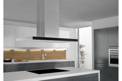 Hotte îlot URBAN i407-L 90 cm Idées Cuisine Pinterest