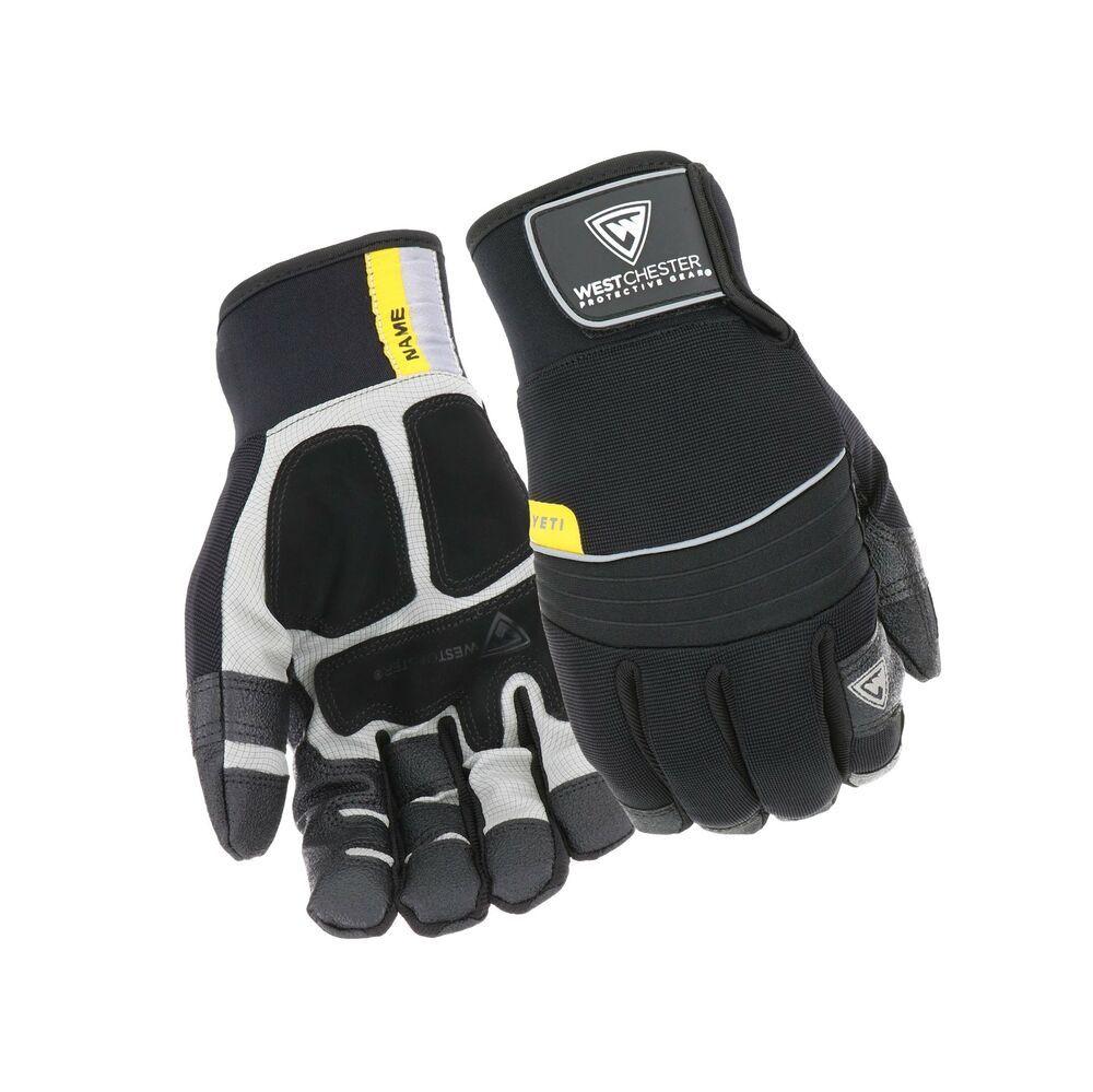 Ad Ebay West Chester 96650 Pro Series Yeti Waterproof Winter Work Gloves Large 1 Pair Winter Work Leather Work Gloves Work Gloves